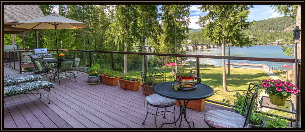 WATERFRONT LIVING...Enjoy summers on the river from this expansive 5 BED/4BA home built in 2007 w/4784 SqF