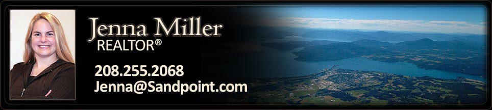 Meet Jenna Miller a Real Estate Agent in Sandpoint, Idaho for Century 21 RiverStone - Her phone number is 208-255-2068