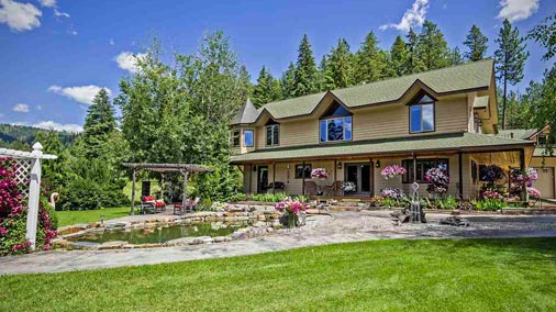 Escape to North Idaho paradise and live the dream at Flying W Ranch